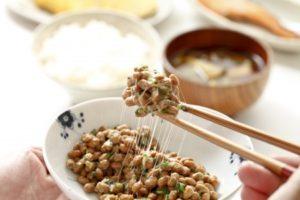 身近な発酵食品 納豆