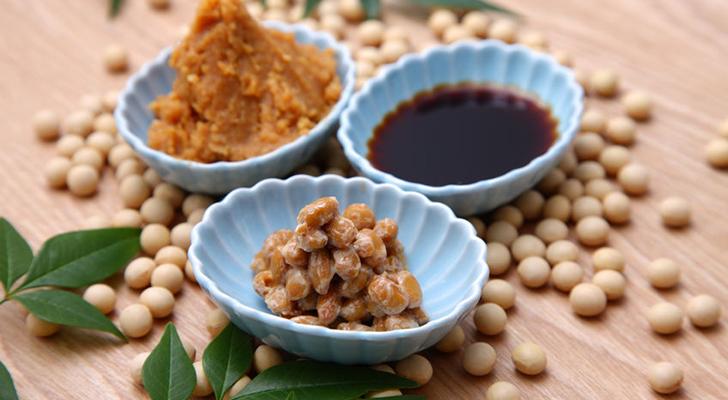 発酵食品で菌活・腸活